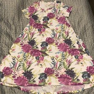Floral Carly Dress NWOT